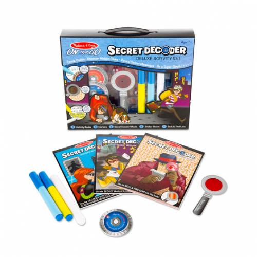 Secret Decoder