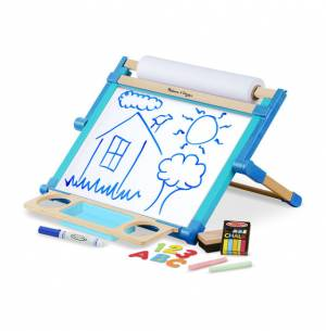 Deluxe Double Sided Table Top Easel