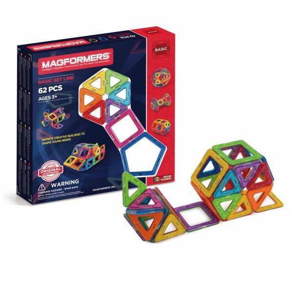 Magformer Construction Set. STEM Toys.