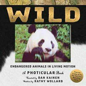 Wild: A Photicular Book