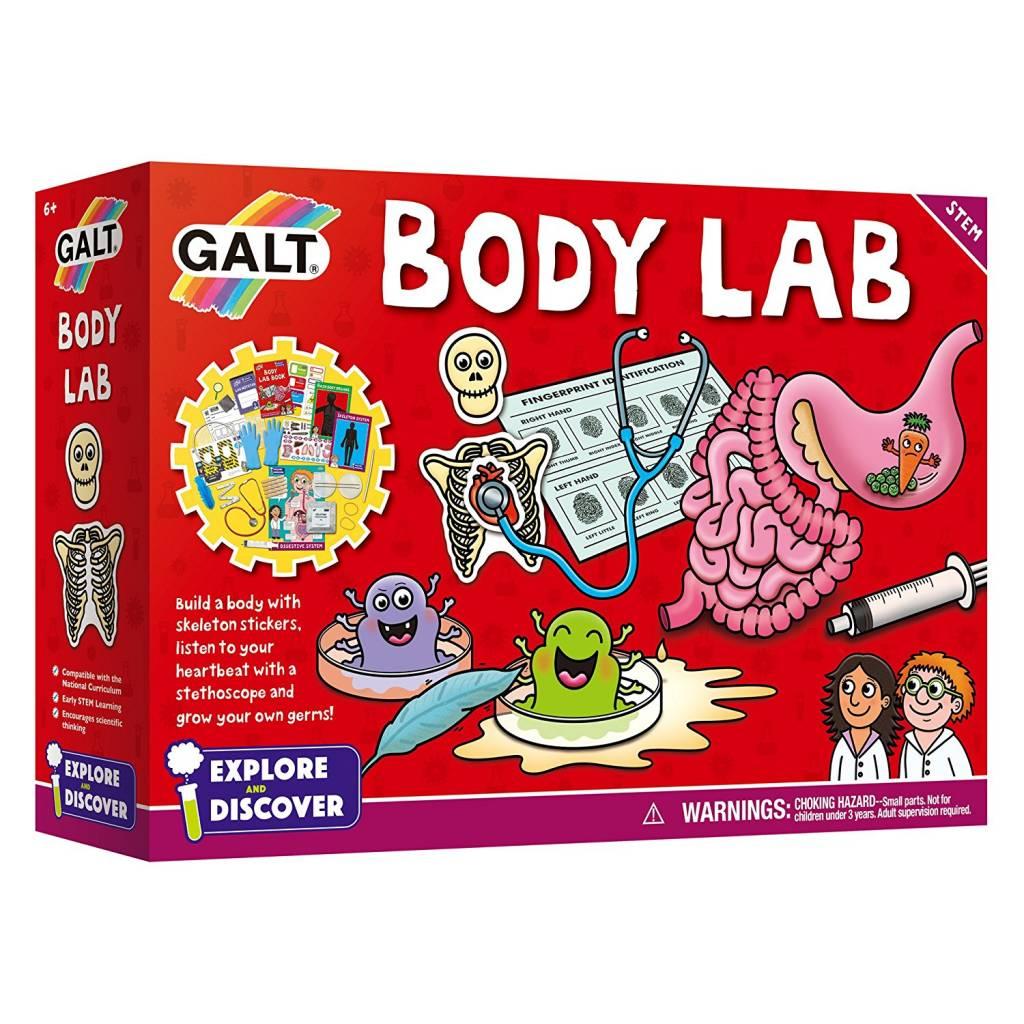 STEM Body Lab Science Kit. Toy Shop Online