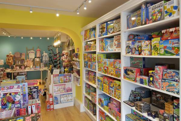 Toy Shop In-Store
