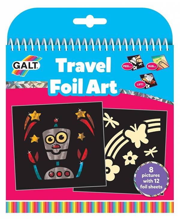 Travel Foil Art