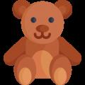Teddy Bear Image. The Toy Shop Malahide Dublin