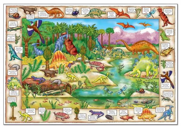 Dinosaur Discovery Jigsaw Puzzle