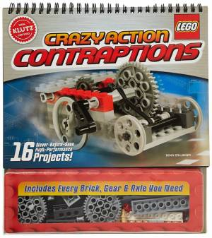 LEGO Crazy Action Contraptions Craft Kit