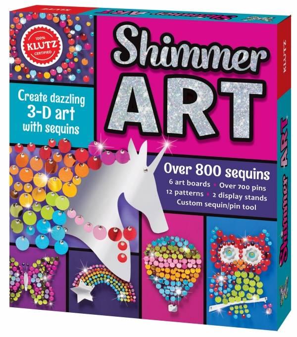 Shimmer Art