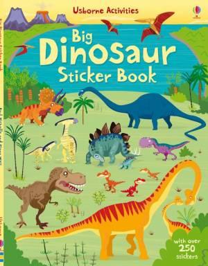 Big Dinosaurs Sticker Book