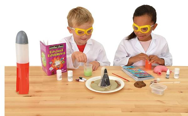 Horrible Science Explosive Experiments Galt Toys