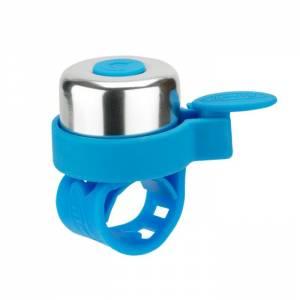 Neon blue bell