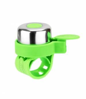 Neon green bell