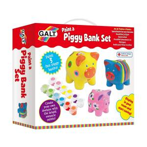 Paint a Piggy Bank Set Galt Toys