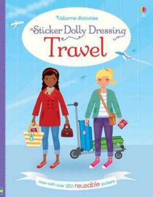 Sticker Dolly Dressing - Travel