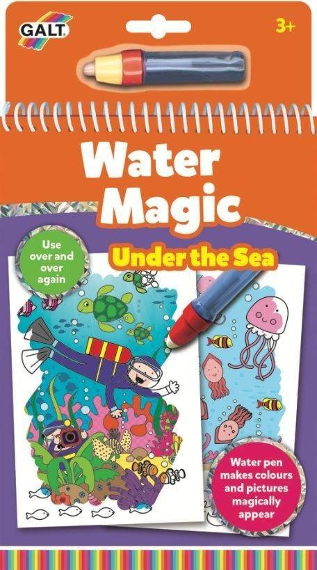 Water Magic Under The Sea