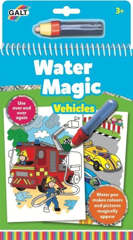 Water Magic Vehicles Galt Toys