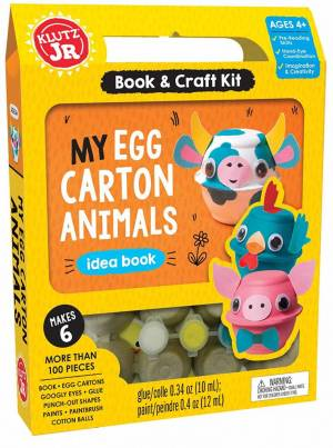 Klutz: My Egg Carton Animals