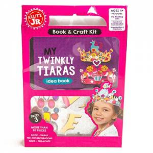 Klutz Jr: My Twinkling Tiaras