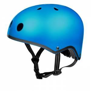 Metallic Blue Helmet
