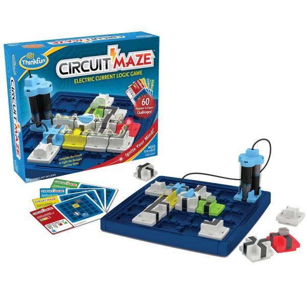 Circuit Maze. STEM Toys