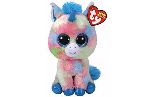 "Ty Beanie Boo Blitz The Unicorn 6"""