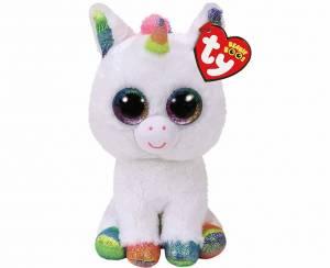 "Ty Beanie Boo Pixy The Unicorn 6"""