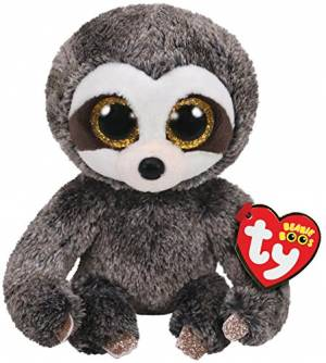 Ty Beanie Boo Dangler The Sloth 12""
