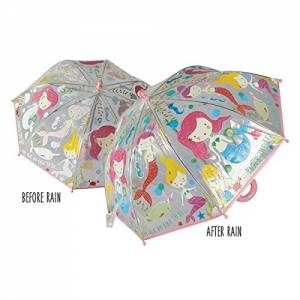 Floss & Rock Colour Changing Mermaid Umbrella