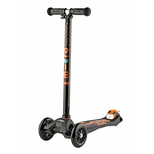 Micro Maxi Deluxe Scooter - Black