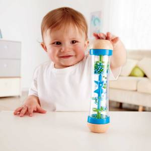 Beaded raindrop toy for toddlers. The Toy shop online.