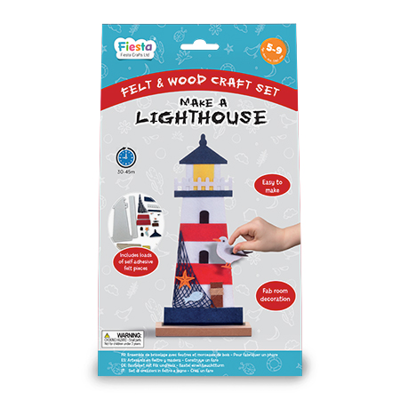 lighthouse craft set