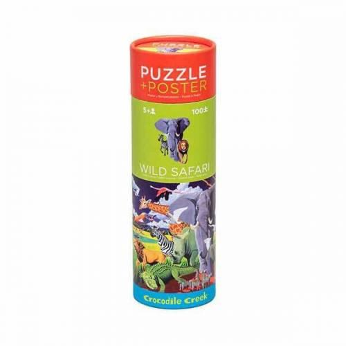 Wild Safari Puzzle