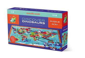 Discover Dinosaurs Puzzle