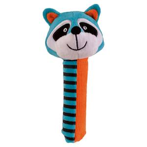 Raccoon Rattle Toy. Toys for Babies