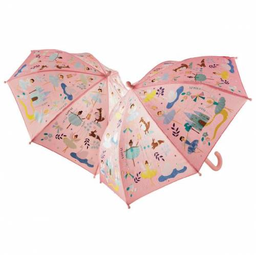 Children Umbrella Order Online. Floss and Rick Colour Changing.