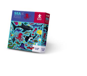Under The Sea Children's Puzzle. 500 Piece Jigsaw