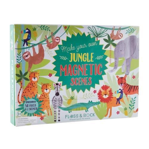 Jungle Magnetic Scene