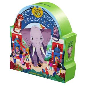 Day Zoo Puzzle
