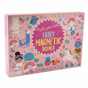 Floss&Rock Fairy Magnetic Scenes