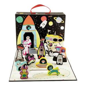 Floss and Rock Playbox Space. Children's Toys. Order Online Toy Shop Malahide