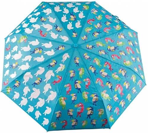 Toucan Colour Changing Umbrella