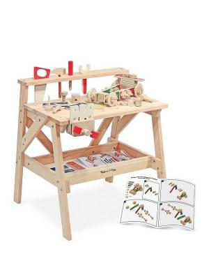 Melissa and Doug – Wooden Work Bench