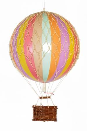 Small hot air balloon