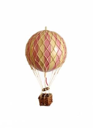 Small Pink hot air balloon
