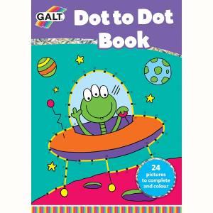 Dot to Dot Book. Children's Activities. Order Online.