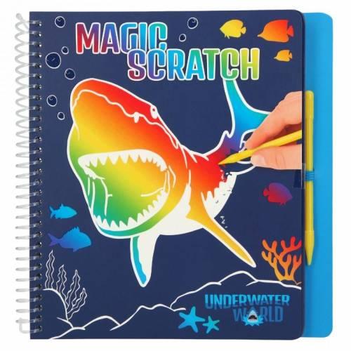 Magic Scratch Book