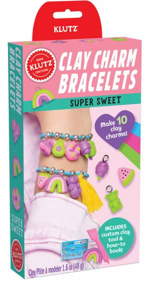 super sweet charm bracelet box