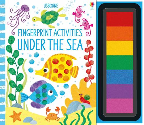 Under The Sea Fingerprint Pain Set