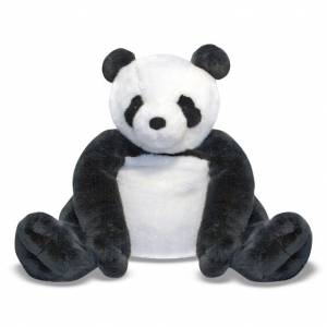 Melissa & Doug- Panda Plush Giant Stuffed Animal
