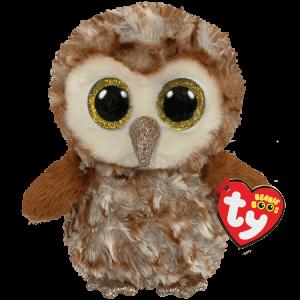 Ty Beanie Boo Percy the Barn Owl