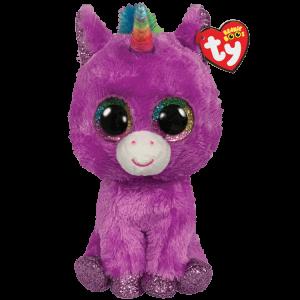 Purple TY Beanie Boo